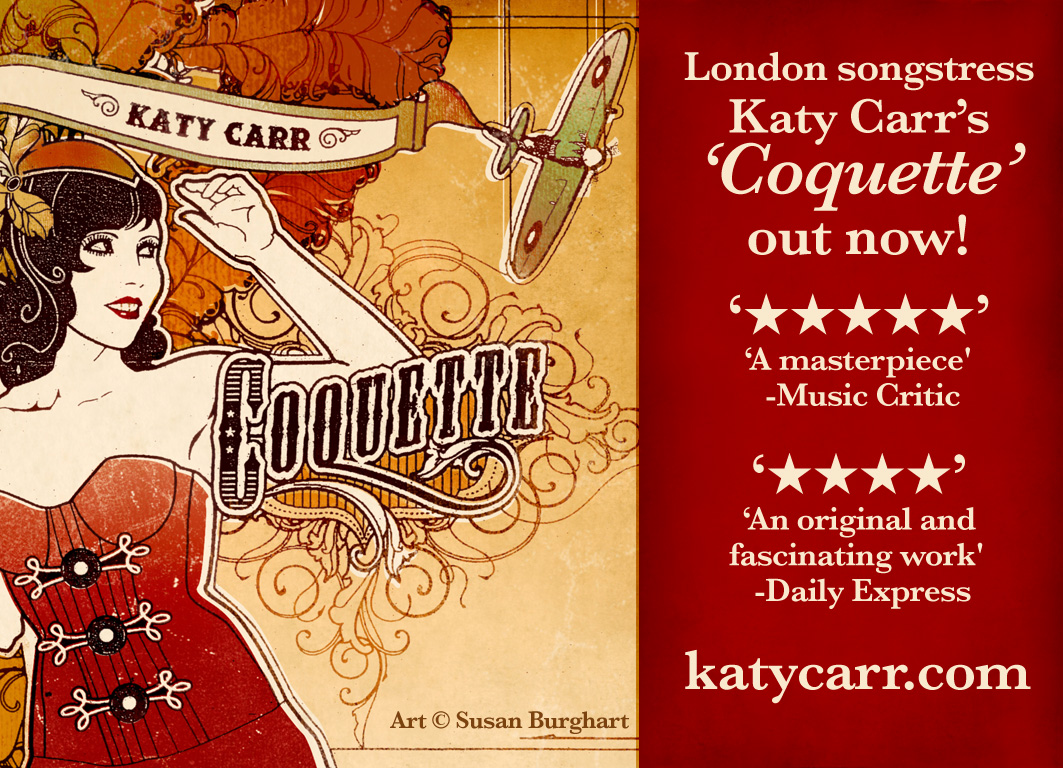 Katy Carr Advert