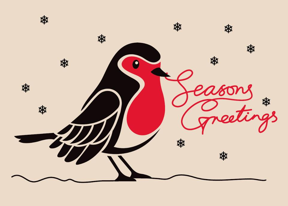 Seasons Greetings 2011 from Katy Carr