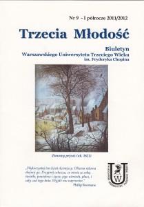 Article in Trzecia Mlodosc - Warsaw Uni Paper
