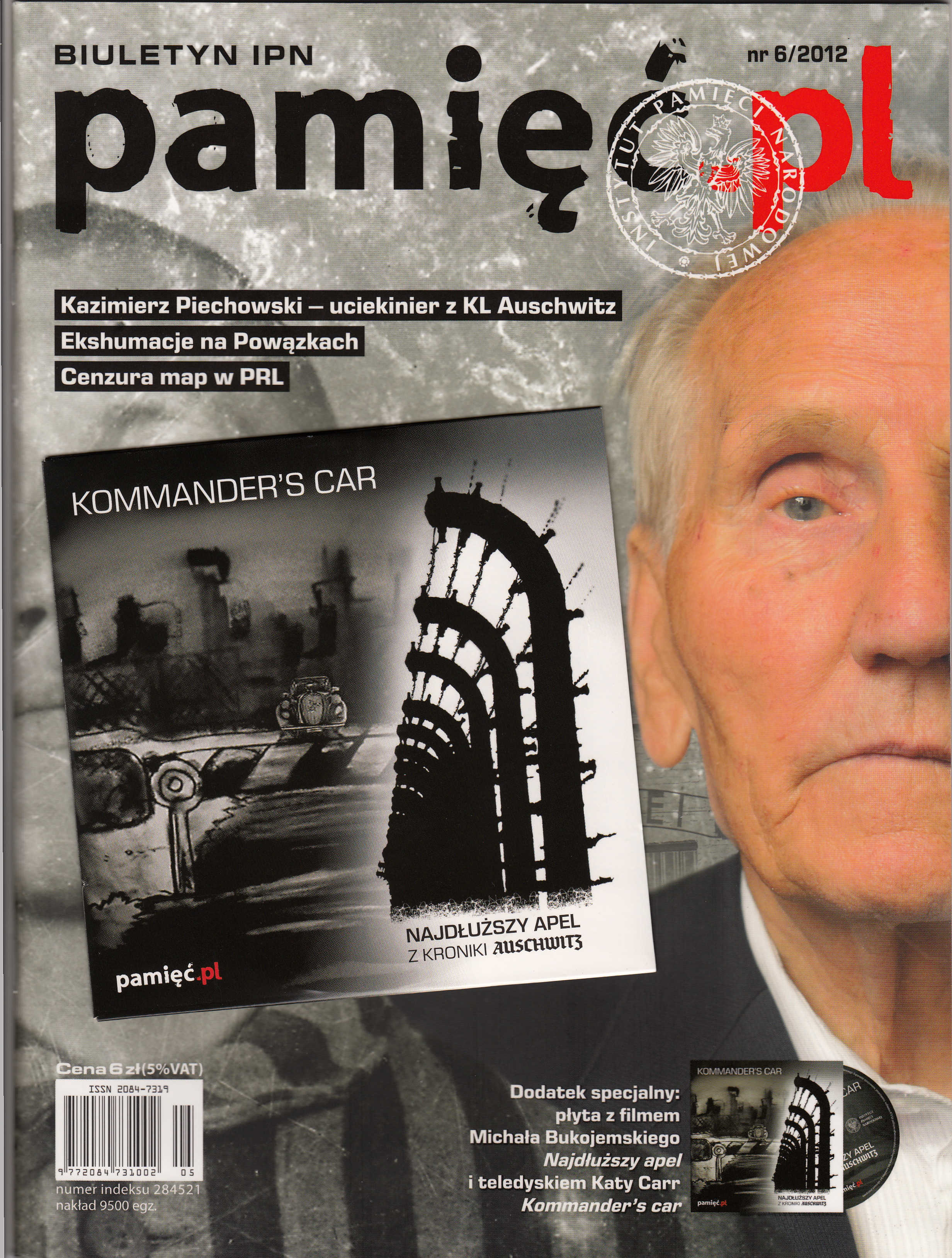 Pamiec.pl Kazik Kommander's Car July 2012 Katy article