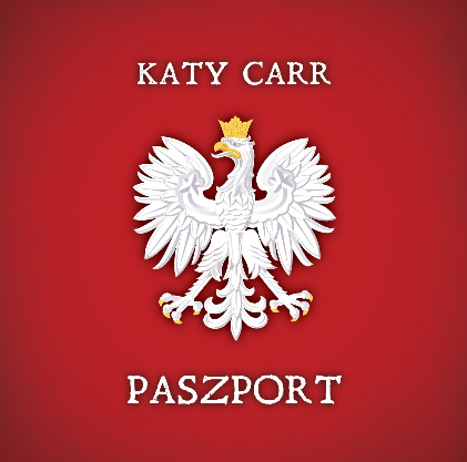 Katy Carr releases her album, 'Paszport' in Poland