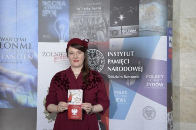Katy Carr at the Filharmonia Podkarpacka im. Artura Malawskiego w Rzeszowie