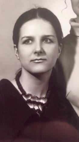 Krystyna 'Kasia' Zofia Poprawska-Carr (née Goryl) R.I.P