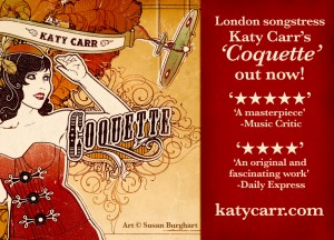Katy Carr Advert