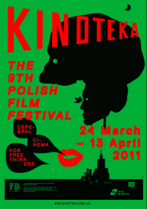 KAZIK AND THE KOMMANDER'S CAR PART OF KINOTEKA 9TH POLISH FILM FESTIVAL