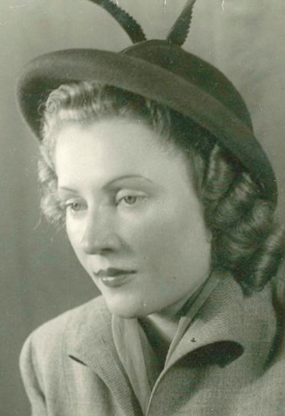 Irena Gut Opdyke who inspired Katy Carr's song 'Mała little flower.'