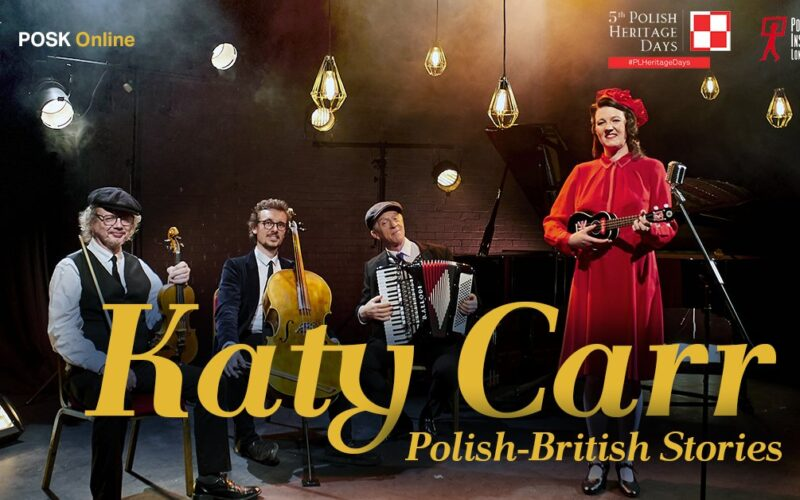 ★Katy Carr #PLHeritageDays 🎶Concert🎶 ★ TODAY Thursday 27th May 7:30pm UK ★ (20:30 PL / 1:30pm CT)❤️You are welcome❤️