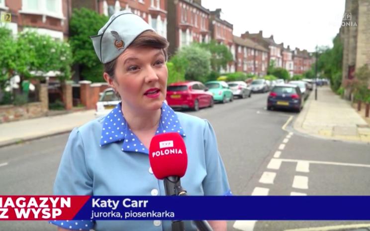 Katy Carr Spiewowisko judge